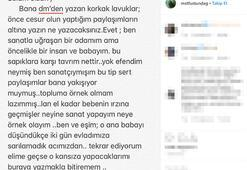 Mustafa Üstündağ ateş püskürdü: El kadar bebenin...