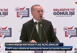 Cumhurbaşkanı Erdoğan: İşçi kıyımları başlamıştır