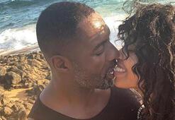 Idris Elba ile Sabrina Dhowre evlendi