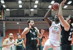 Banvit-Adatıp Sakarya Büyükşehir Belediye Basketbol: 94-52