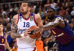 Anadolu Efes-Barcelona Lassa maçının biletleri tükendi