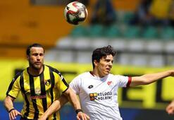 İstanbulspor-Birevim Elazığspor: 2-2