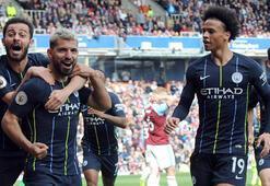 Manchester City, liderliği Liverpooldan aldı