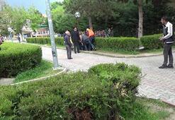 Polis o dolandırıcıyı bahçıvan kılığına girerek yakaladı