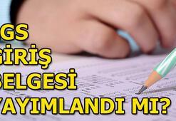 LGS ne zaman yapılacak LGS sınav giriş belgesi yayımlandı mı
