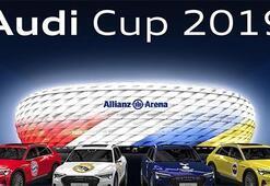 Fenerbahçe, Audi Cup 2019a katılacak