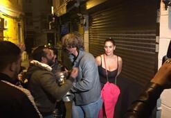 Diego Lugano İstanbul gecelerinde