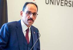 Cumhurbaşkanlığı Sözcüsü İbrahim Kalın: Türkiyenin güvenlik çekincelerini anlamak zorundasınız