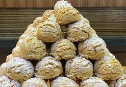 Leblebi tozlu kurabiye tarifi