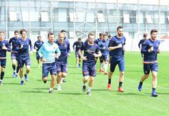 Medipol Başakşehir, Sivasspor maçı hazırlıklarını sürdürdü