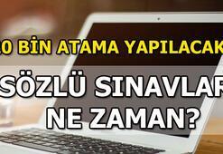 MEB açıkladı: 2019 Sözleşmeli öğretmenlik sözlü sınav tarihleri...