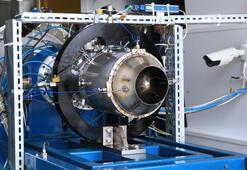 Kalenin turbojet motoru başarıyla test edildi