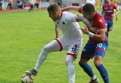 Kardemir Karabükspor -  Gençlerbirliği: 0-4