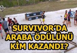 Survivorda araba ödülünü kim kazandı 29 Nisan Survivorda ödül oyunu...