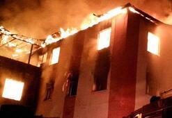 Aladağdaki yurt yangını davası Savcı esasa ilişkin mütalaasını açıkladı