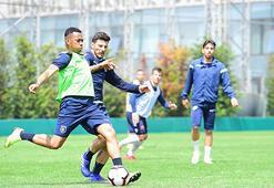 Lider Başakşehirde Sivasspor hazırlıkları