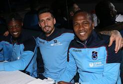 Trabzonspordan Ekuban ve Rodallegaya yeni sözleşme