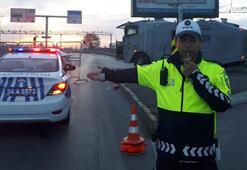 Son dakika: Dikkat O yollar trafiğe kapatıldı...