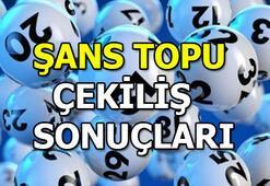 Şans Topu sonuçları açıklandı (1 Mayıs MPİ Şans Topu çekiliş sonuç sorgulama)