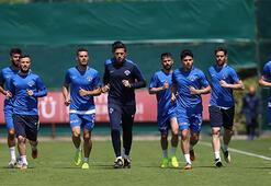 Kasımpaşa, Fenerbahçeye hazırlanıyor