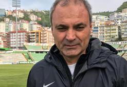 Erkan Sözeri: Adana Demirspor ligde var olma maçı