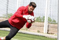 Demir Grup Sivasspor taktik ve gol çalıştı