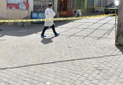 Diyarbakırda yol verme kavgası kanlı bitti