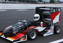 KOÜ Formula yarış arabası hangi uluslararası yarışta yer alacak 1 Mayıs kopya sorusu