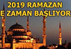Ramazan hangi gün başlıyor 2019 Ramazan Bayramı hangi günlere denk geliyor