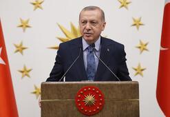 Cumhurbaşkanı Erdoğan'dan, Fenerbahçe Beko ve Anadolu Efes'e tebrik