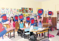 Köy okullarına estetik dokunuş