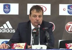 "Ergin Ataman: ""Anadolu Efes 18 yıl sonra Final-Four'a kaldı"""