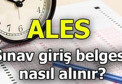 ALES sınavı hangi gün 2019 ALES sınav giriş belgesi nasıl alınır