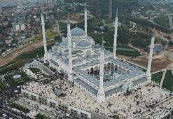 Büyük Çamlıca Camisinin resmi açılışı yarın yapılacak