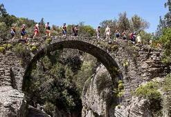 Köprülü Kanyon 1 milyon turist bekliyor