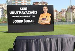 Konyaspor maçının gelirleri Sural ailesine