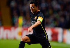 Xavi futbolu bırakacağını duyurdu