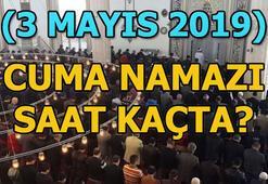Cuma namazı saat kaçta 3 Mayıs il il Cuma namazı vakitleri...