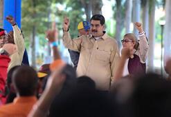 Venezuela'da sokaklar sakinleşti