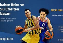 Fenerbahçe seyirci sayısını korudu, Anadolu Efes artırdı