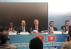 Türkiye ile Tunus arasında e-ticaret iş birliği anlaşması