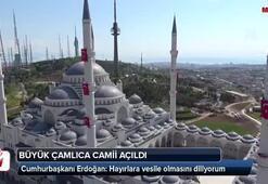 Tarihi açılışta Cumhurbaşkanı Erdoğandan flaş açıklama