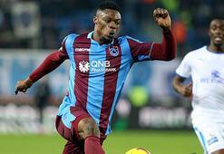 Trabzonspor, Caleb Ekubanı KAPa bildirdi