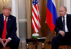 Putin ve Trumptan kritik görüşme