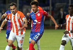 Adanaspor - Altınordu: 1-2