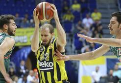 Fenerbahçe Beko-Banvit: 70-78