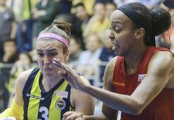 Fenerbahçe-Galatasaray: 54-51
