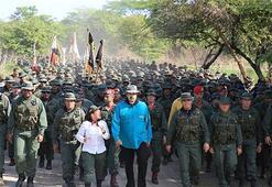 Madurodan çok sert açıklama: ABD bu topraklara dokunmaya kalkarsa...