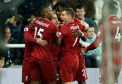 Liverpool öldü öldü dirildi Üst üste 8. galibiyet...