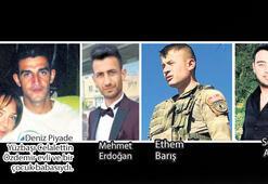 Yüreğimiz yandı... Suriye ve Hakkari'de 4 kahraman asker şehit